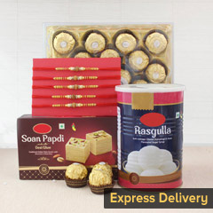 Best Rakhi Gift Hamper