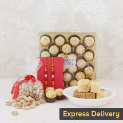 Rakhi Hamper of Affection