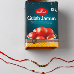 Yummy Gulab Jamun Combo With 2..