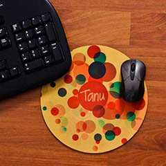 Personalize Mouse Pad