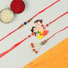 Rudraksh, Chota Bheem and Lumb..