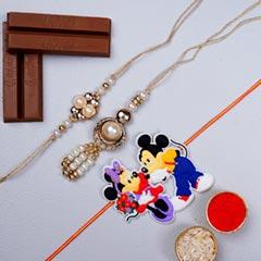 Bhaiya Bhabhi Mickey Mouse Rak..