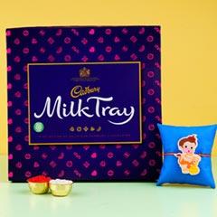 Bal Hanuman with Milk Chocolat..