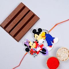 Pooja Thali Chocolates Rakhi H..
