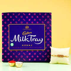 Milk Tray Rakhi Chocolates Ham..