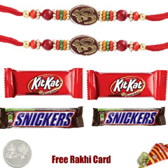 Chocolates Rakhi Fun