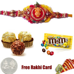 Chocolate Treat For Rakhi