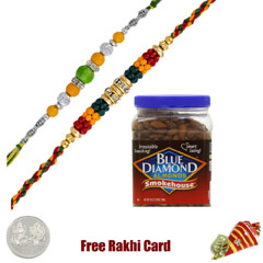 2 Rakhis Blue Diamond Smokehou..