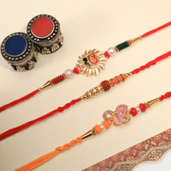 Bond of Love Rakhi- FOR NEW ZE..