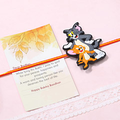 Tom &Jerry Rakhi