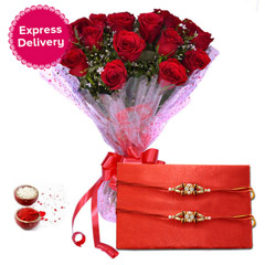 Lovely Red Gift