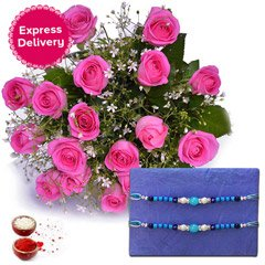 Conveying Rakhi Wish