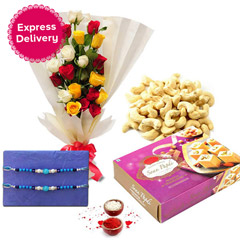 Perfect Rakhi Hamper
