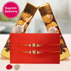 Yummy Ferrero for Brothers