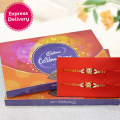Lusious Rakhi Treat