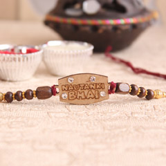 Designer Beaded Rakhi
