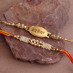 Beaded Auspicious Rakhis