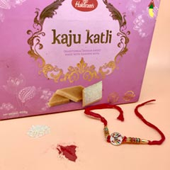 Rakhi for Loving Brother with ..