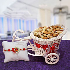 Dryfruits on Wheels