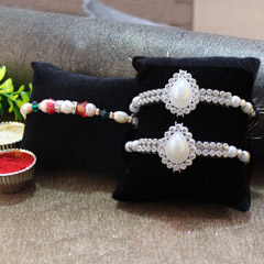 Pearly Wonder Rakhis