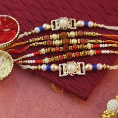 Beautiful Rakhis for 6 Brother..