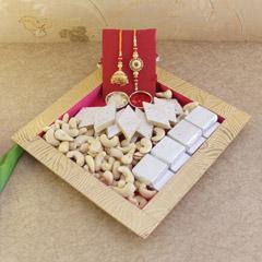 Tray of Goodness for Bhaiya Bh..