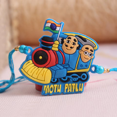Adorable Motu Patlu Rakhi
