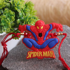 Eye-catchy Spider-Man Rakhi