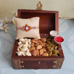 Rakhi box full of joy & happin..