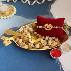 Nutritious & thoughtful Rakhi ..