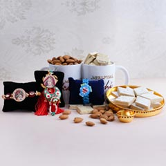 Remarkable Rakhi Love