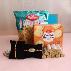 Stunning Rakhi Hamper for Bro