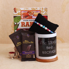 Gorgeous Hamper for Cute Bro