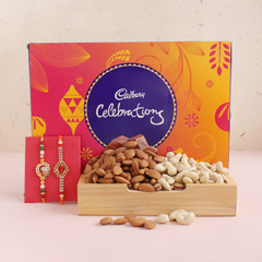 Rakhi Hamper of Fondness
