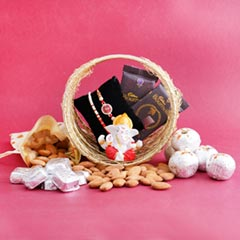Traditional Rakhis Hamper