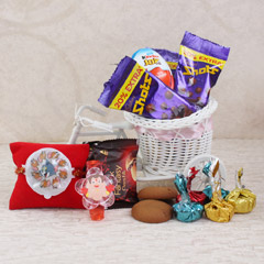 Unique Rakhi Hamper