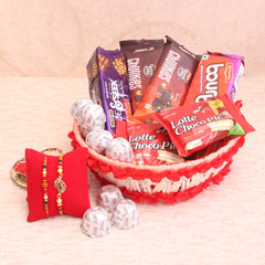 Affectionate Rakhi Hamper