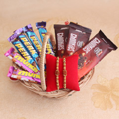 Rakhi Hamper of Immense Joy