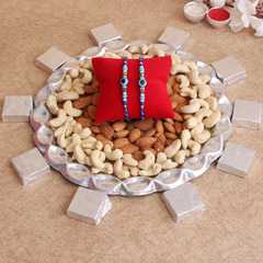 Adorable Rakhi Hamper for Brot..