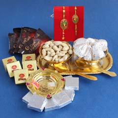 Rakhi Hamper to Your Favorites