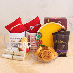 Cheerful Siblings Hamper