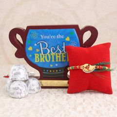 Best Brother Rakhi Combo