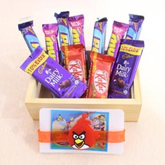 Chocolates Loaded Angry Bird H..