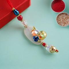 Lumba Rakhi with Beads