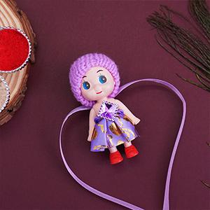 Doll Rakhi for Kids