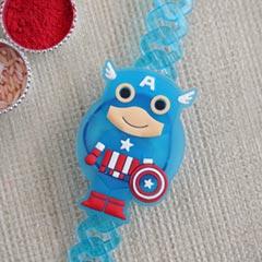 Captain America Kids Rakhi