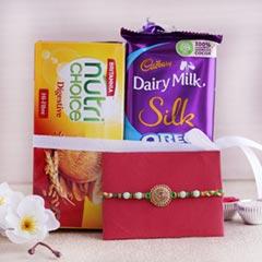Golden Rakhi and Chocolates Co..