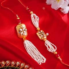 Designer Bhaiya Bhabhi Rakhi S..