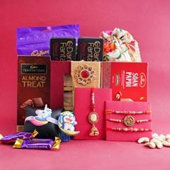 Complete Rakhi Gift Hamper for..