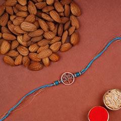 Tree Of Life Rakhi And Almonds